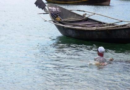Tìm thấy nữ sinh lớp 8 ở Đồng Nai mất tích trên biển Nghệ An