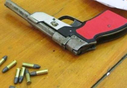 Bắt đôi nam nữ mang súng, đạn đi buôn heroin