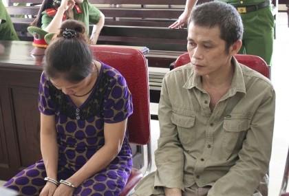 2 vợ chồng vào tù vì buôn heroin