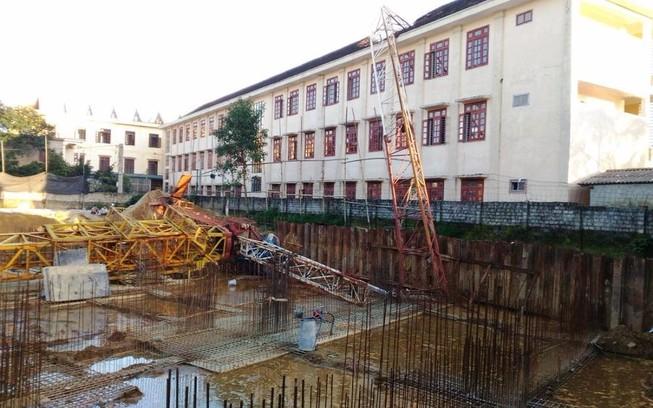 Quyết định rút phép xây dựng đến quá muộn