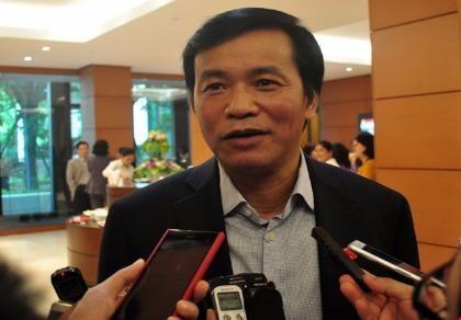 Ông Nguyễn Hạnh Phúc làm Tổng Thư ký Quốc hội khóa XIV