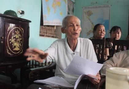 TAND Tối cao đang xem xét vụ án Trần Văn Vót có dấu hiệu oan