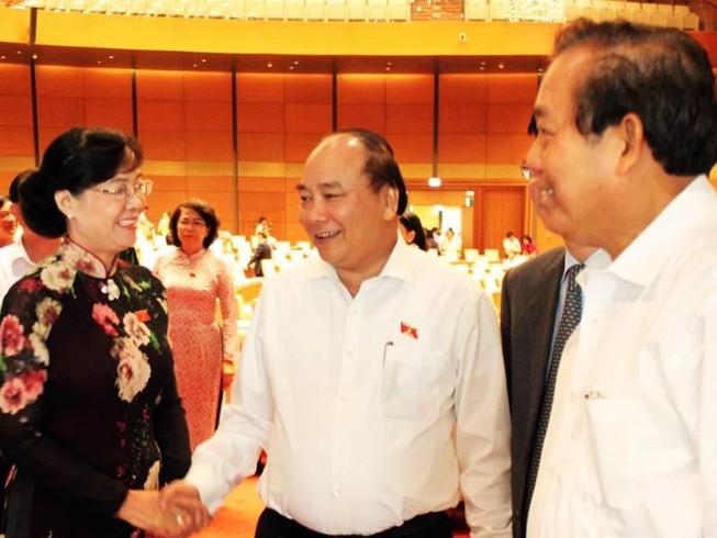Cuộc trao đổi giữa bà Quyết Tâm và Thủ tướng