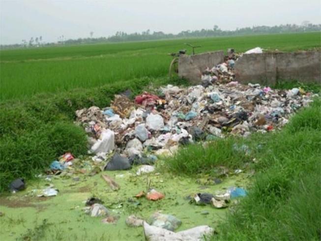 Hố rác chỉ 200 triệu, thôn xây hết gần 1 tỉ đồng