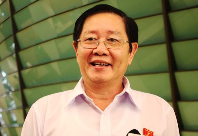 Bộ trưởng Bộ Nội vụ Lê Vĩnh Tân: 'Tôi sẽ thẳng thắn'