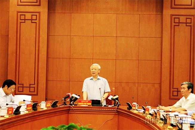 Tập trung lực lượng truy bắt, dẫn độ Trịnh Xuân Thanh