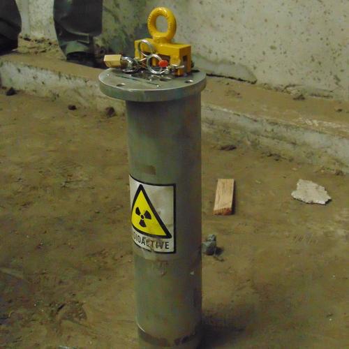 Thông báo khẩn về truy tìm nguồn phóng xạ Co-60
