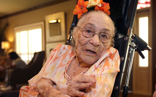 Cụ bà qua đời sau 5 ngày giữ danh hiệu sống thọ nhất thế giới