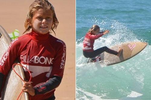 Cậu bé 13 tuổi bị cá mập cắn chết khi đang lướt sóng