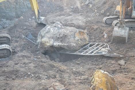 Vụ đào được hòn đá 30 tấn: 'Mức phạt quá sức phi lý'