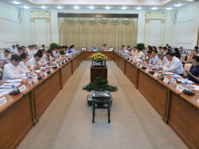 TP. HCM: Đẩy mạnh tìm kiếm, phát triển thị trường xuất khẩu mới