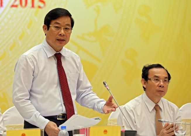 Bộ trưởng Nguyễn Bắc Son giải đáp những thắc mắc về đề án quy hoạch báo chí