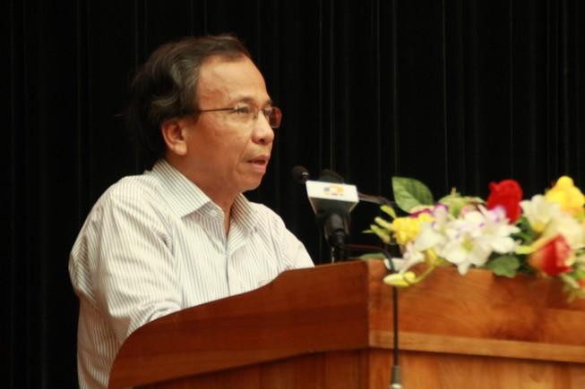 Phó Chủ tịch TP Đà Nẵng nhận giải 'Nụ cười công chức'