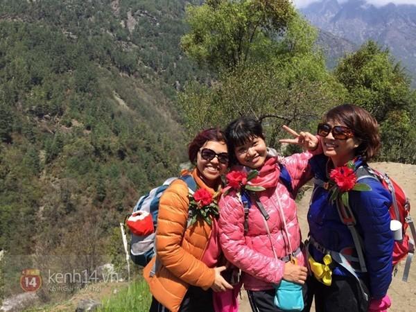 Một nhóm khách du lịch Việt ở Nepal được thông báo đã an toàn bất ngờ kêu cứu