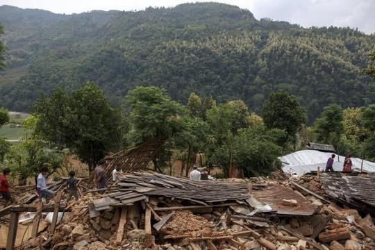 Lở tuyết tấn công Nepal, 250 người mất tích