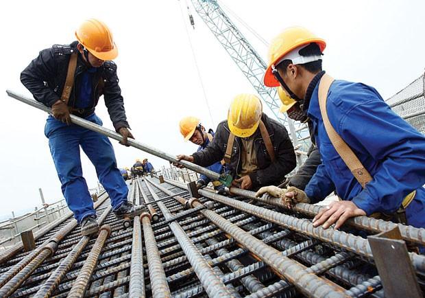 Được tạm ứng hợp đồng xây dựng tối đa bằng 50% giá trị hợp đồng