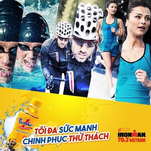 Người nổi tiếng tham gia chinh phục thử thách Ironman 70.3 Việt Nam