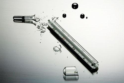 Thủy ngân dễ phát tán độc chất trong môi trường