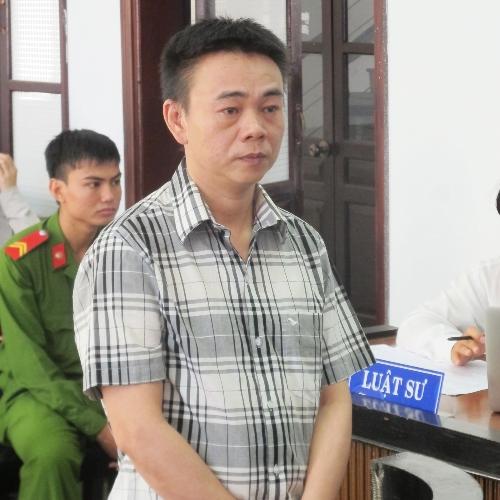 Nhà báo dỏm tống tiền CSGT bị đề nghị 3 -3,5 năm tù
