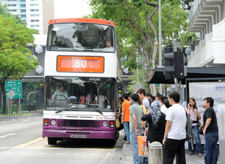 Khi Singapore xảy ra tai nạn giao thông vì xe buýt