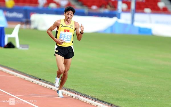Nguyễn Văn Lai bị tuột nhóm huy chương quá xa vì… lịch thi đấu