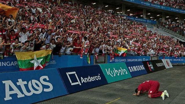 Bán kết U-23 Việt Nam - Myanmar: Hai thái cực của hai đội