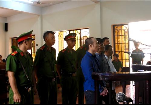 Tuyên hai án tử trong vụ ma túy khủng ở Đồng Nai