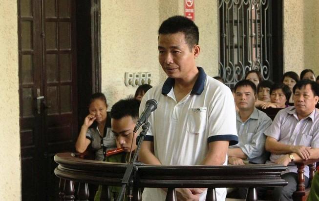 Thanh tra kho bạc đấm vợ đến chết lĩnh hơn 8 năm tù giam