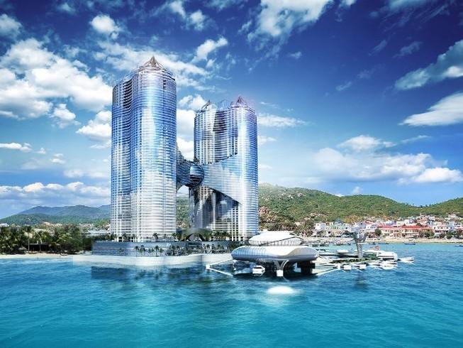 Thu hồi dự án làm biến dạng, bê tông hóa bãi biển Nha Trang
