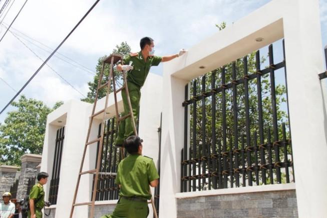 Bộ trưởng Bộ Công an chỉ đạo điều tra vụ thảm sát ở Bình Phước
