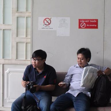 Vụ phóng viên báo Giao thông bị hành hung: Khởi tố thêm tội danh