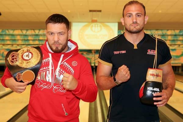 Chagaev bảo vệ thành công đai WBA hạng nặng
