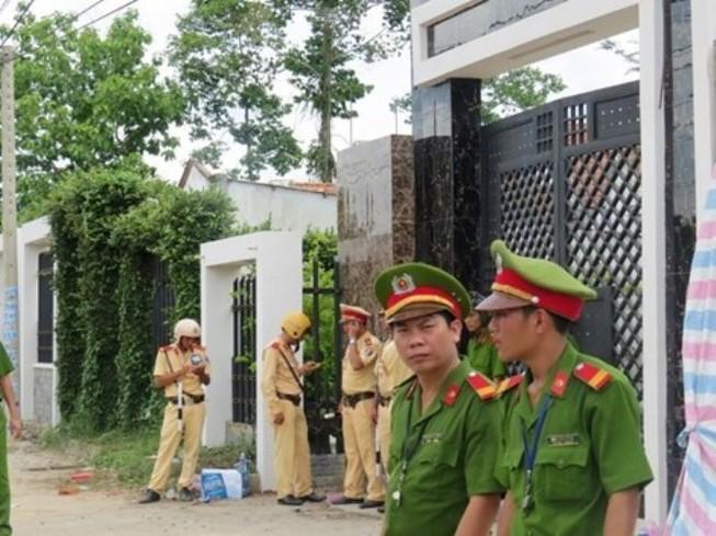 Phó Thủ tướng yêu cầu sớm đưa hung thủ ra xét xử nghiêm minh