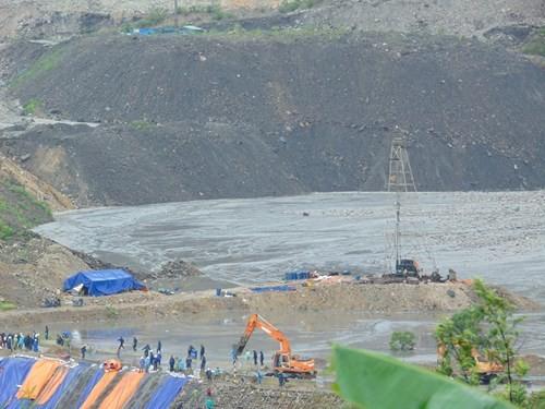 Mưa lũ ở Quảng Ninh: Thiệt hại ngành than đã hơn 1.000 tỉ đồng