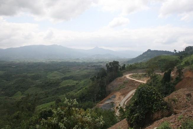 Mở rộng thành phố Đà Nẵng lên tận biên giới với Lào?