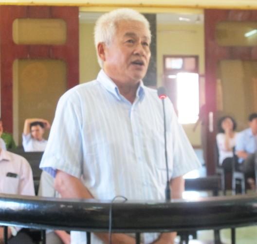 Cựu giám đốc Công ty Cảng Vũng Rô bị đề nghị 12-13 năm tù