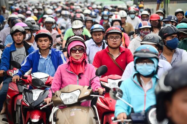TP.HCM triển khai thành lập Tổ công tác thu phí xe máy