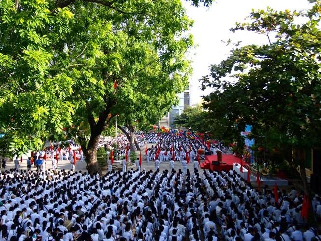 Đà Nẵng: Không tăng học phí năm học 2015-2016