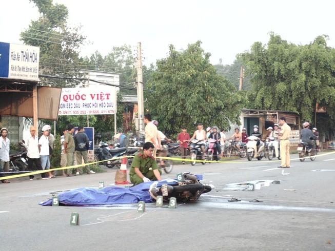 Hai người thiệt mạng lúc gần sáng