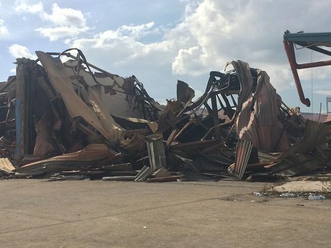 Bình Dương: Công ty gỗ của Malaysia bất ngờ bốc cháy dữ dội