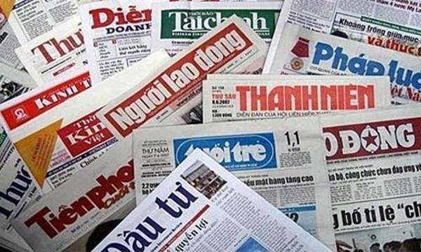 Thủ tướng yêu cầu Bộ TTTT báo cáo quy hoạch báo chí trước 30-10