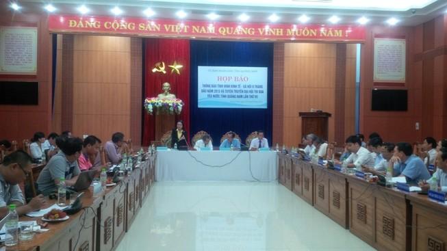 Thông tin về việc xin nghỉ hưu trước tuổi của Bí thư Quảng Nam