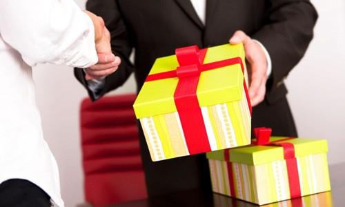 Cả năm chỉ có 89 triệu đồng quà tặng sai nộp lại