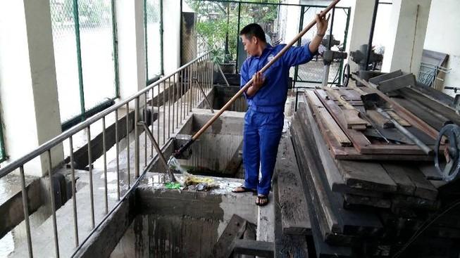 Hệ thống thoát nước khủng giúp nội thành Hải Phòng thoát ngập nhanh