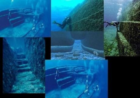 Những kiến trúc bí ẩn trong lòng đại dương