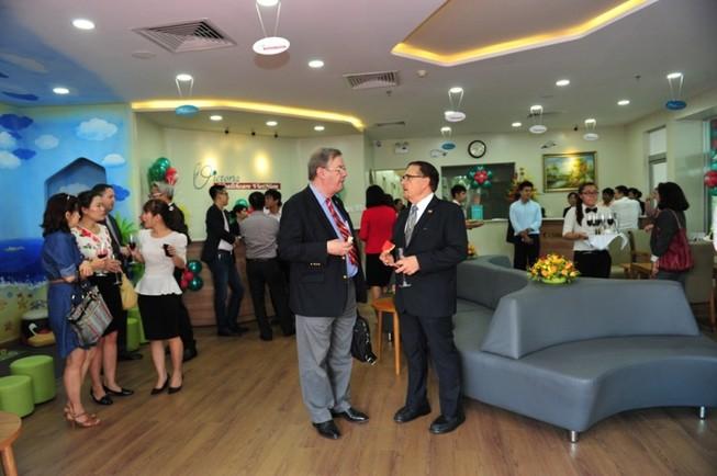Khai trương Phòng khám Victoria Healthcare Phú Mỹ Hưng