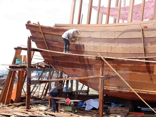 Tăng thời hạn cho vay hỗ trợ đóng mới tàu
