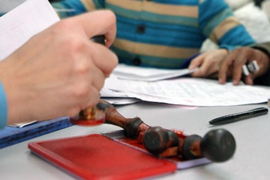 Hướng dẫn sử dụng con dấu khi đăng ký thuế