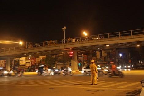 Thông tin mới nhất vụ tai nạn liên hoàn trên cầu vượt Thái Hà