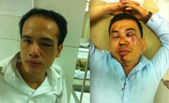 Hai luật sư bị hành hung gửi thư cảm ơn Tướng Nguyễn Đức Chung